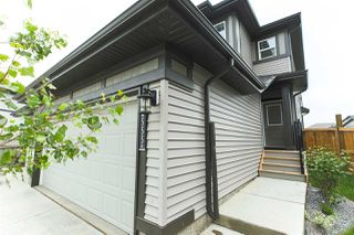 Photo 2: 8555 CUSHING Place in Edmonton: Zone 55 House Half Duplex for sale : MLS®# E4162899