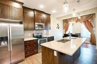 Photo 10: 8555 CUSHING Place in Edmonton: Zone 55 House Half Duplex for sale : MLS®# E4162899