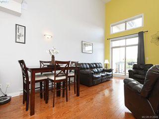 Photo 4: 418 866 Goldstream Ave in VICTORIA: La Langford Proper Condo Apartment for sale (Langford)  : MLS®# 818679