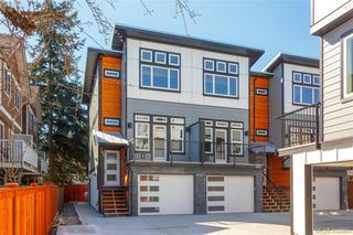 Photo 1: 101 817 Arncote Ave in VICTORIA: La Langford Proper Row/Townhouse for sale (Langford)  : MLS®# 818776