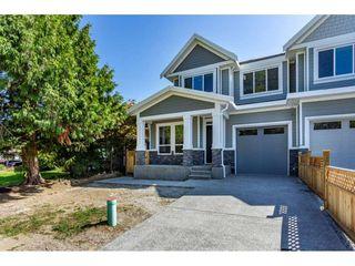 Photo 1: 11736 193A Street in Pitt Meadows: South Meadows House 1/2 Duplex for sale : MLS®# R2399977