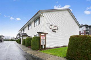 "Photo 20: 22 7455 HURON Street in Sardis: Sardis West Vedder Rd Townhouse for sale in ""Ascott Estates"" : MLS®# R2414272"