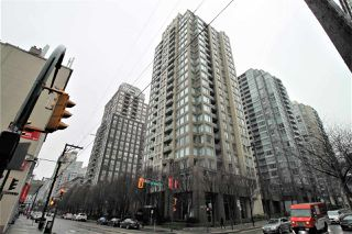 "Main Photo: 507 1001 HOMER Street in Vancouver: Yaletown Condo for sale in ""THE BENTLEY"" (Vancouver West)  : MLS®# R2431597"