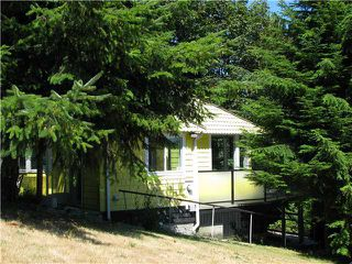 """Photo 1: 1137 MARINE Drive in Gibsons: Gibsons & Area House for sale in """"Hopkins Landing"""" (Sunshine Coast)  : MLS®# V885658"""