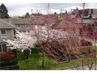 "Photo 10: # 307 3480 YARDLEY AV in Vancouver: Collingwood VE Condo for sale in ""COLLINGWOOD"" (Vancouver East)"