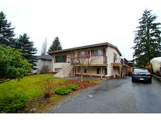 Photo 1: 2121 REGAN Avenue in Coquitlam: Central Coquitlam House for sale : MLS®# V1041922