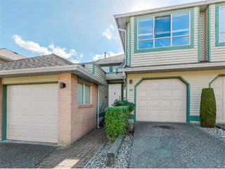 "Photo 1: 45 1207 CONFEDERATION Drive in Port Coquitlam: Citadel PQ Townhouse for sale in ""CITADEL HEIGHTS"" : MLS®# V1111868"