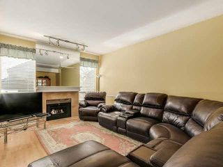 "Photo 2: 45 1207 CONFEDERATION Drive in Port Coquitlam: Citadel PQ Townhouse for sale in ""CITADEL HEIGHTS"" : MLS®# V1111868"