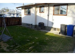 Photo 15: 116 Foster Street in WINNIPEG: East Kildonan Residential for sale (North East Winnipeg)  : MLS®# 1511639