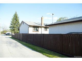 Photo 2: 116 Foster Street in WINNIPEG: East Kildonan Residential for sale (North East Winnipeg)  : MLS®# 1511639