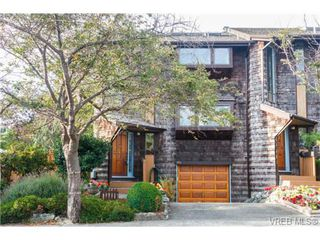 Photo 1: 911 Oliphant Ave in VICTORIA: Vi Fairfield West Row/Townhouse for sale (Victoria)  : MLS®# 711126