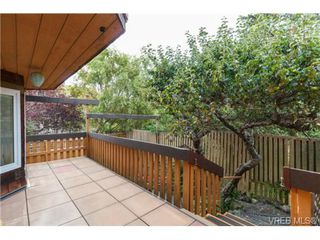 Photo 19: 911 Oliphant Ave in VICTORIA: Vi Fairfield West Row/Townhouse for sale (Victoria)  : MLS®# 711126