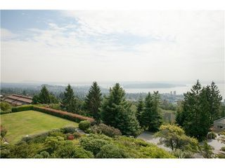 Photo 1: 45 2236 FOLKESTONE Way in West Vancouver: Panorama Village Home for sale ()  : MLS®# V1081969