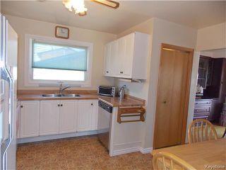 Photo 8: 60 Whitehall Boulevard in Winnipeg: Residential for sale : MLS®# 1610686