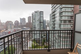 Photo 19: 1602 989 RICHARDS Street in Vancouver: Downtown VW Condo for sale (Vancouver West)  : MLS®# R2074487