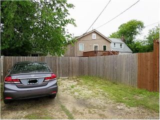 Photo 12: 276 Collegiate Street in Winnipeg: St James Residential for sale (West Winnipeg)  : MLS®# 1615770