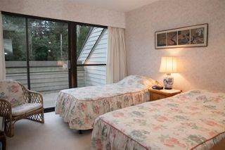 Photo 15: 11 4957 MARINE Drive in West Vancouver: Olde Caulfeild Townhouse for sale : MLS®# R2124115