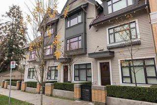 "Photo 1: 4933 MACKENZIE Street in Vancouver: MacKenzie Heights Townhouse for sale in ""MACKENZIE GREEN"" (Vancouver West)  : MLS®# R2126903"