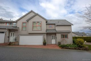 "Photo 1: 74 323 GOVERNORS Court in New Westminster: Fraserview NW Townhouse for sale in ""GOVERNORS COURT"" : MLS®# R2154873"