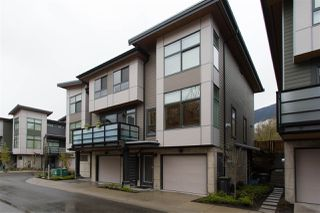 """Photo 1: 38355 SUMMITS VIEW Drive in Squamish: Downtown SQ Townhouse for sale in """"Eaglewind Natures Gate"""" : MLS®# R2157541"""