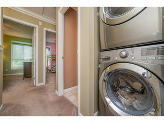 "Photo 14: 63 16388 85 Avenue in Surrey: Fleetwood Tynehead Townhouse for sale in ""CAMELOT"" : MLS®# R2176238"