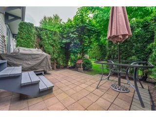 "Photo 19: 63 16388 85 Avenue in Surrey: Fleetwood Tynehead Townhouse for sale in ""CAMELOT"" : MLS®# R2176238"