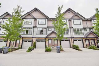 Photo 1: 102 6299 144 STREET in Surrey: Sullivan Station Townhouse for sale : MLS®# R2176928