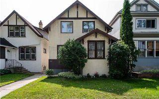 Main Photo: 262 Inkster Boulevard in Winnipeg: West Kildonan Residential for sale (4D)  : MLS®# 1722838