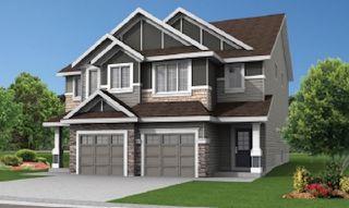 Photo 1:  in Edmonton: House Half Duplex for sale : MLS®# E4081363