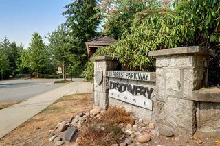 """Photo 3: 50 15 FOREST PARK Way in Port Moody: Heritage Woods PM Townhouse for sale in """"DISCOVERY RIDGE"""" : MLS®# R2207999"""