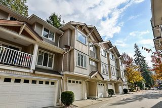 """Photo 1: 41 12711 64 Avenue in Surrey: West Newton Townhouse for sale in """"Palette on the Park"""" : MLS®# R2219294"""
