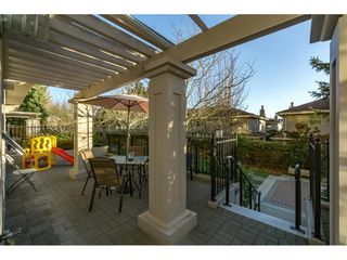 """Photo 15: 6 8480 GRANVILLE Avenue in Richmond: Brighouse South Townhouse for sale in """"MONTE CARLO AT THE PALMS"""" : MLS®# R2226931"""