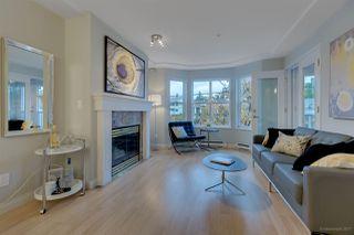 "Photo 2: 212 5723 BALSAM Street in Vancouver: Kerrisdale Condo for sale in ""KERRISDALE PLACE"" (Vancouver West)  : MLS®# R2231080"