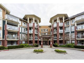 "Photo 1: 416 14 E ROYAL Avenue in New Westminster: Fraserview NW Condo for sale in ""Victoria Hill"" : MLS®# R2247174"