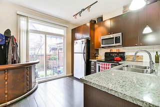 """Photo 2: 127 18777 68A Avenue in Surrey: Clayton Townhouse for sale in """"COMPASS"""" (Cloverdale)  : MLS®# R2246372"""