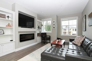 "Photo 2: 33 33460 LYNN Avenue in Abbotsford: Central Abbotsford Townhouse for sale in ""ASTON ROW"" : MLS®# R2265233"