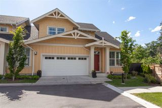 "Main Photo: 21 22057 49 Avenue in Langley: Murrayville Townhouse for sale in ""HERITAGE MURRAYVILLE"" : MLS®# R2273012"