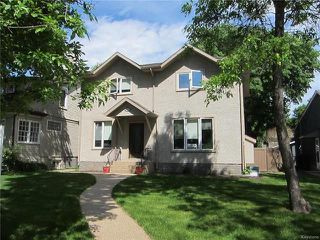 Photo 1: 42 Claremont Avenue in Winnipeg: Norwood Flats Residential for sale (2B)  : MLS®# 1814875