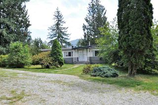 Main Photo: 11820 YEO Street in Mission: Stave Falls House for sale : MLS®# R2279105