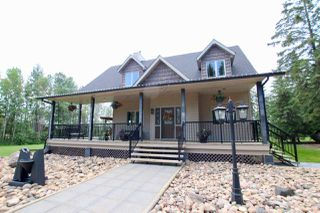 Main Photo: 210035 TWP 652.5: Rural Athabasca County House for sale : MLS®# E4118019