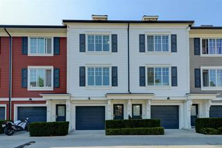 """Photo 1: 51 3010 RIVERBEND Drive in Coquitlam: Coquitlam East Townhouse for sale in """"WESTWOOD"""" : MLS®# R2292574"""