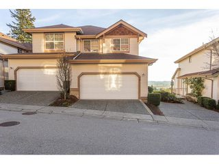 "Photo 1: 74 35287 OLD YALE Road in Abbotsford: Abbotsford East Townhouse for sale in ""The Falls"" : MLS®# R2321916"