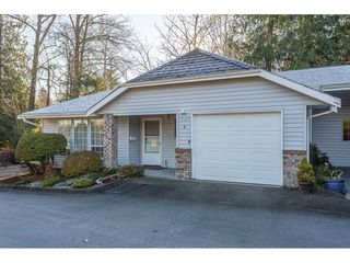 Main Photo: 6 33020 MACLURE Road in Abbotsford: Central Abbotsford Townhouse for sale : MLS®# R2323797