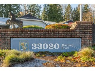 Photo 2: 6 33020 MACLURE Road in Abbotsford: Central Abbotsford Townhouse for sale : MLS®# R2323797
