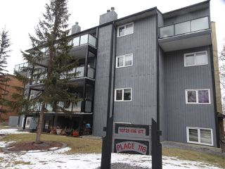 Main Photo: 2 10721 116 Street in Edmonton: Zone 08 Condo for sale : MLS®# E4136892
