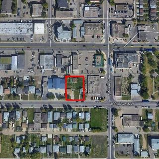 Main Photo: 15818 100A Ave Avenue NW in Edmonton: Zone 22 Land Commercial for sale : MLS®# E4139397
