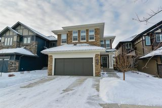 Main Photo: 3683 KESWICK Boulevard in Edmonton: Zone 56 House for sale : MLS®# E4140217
