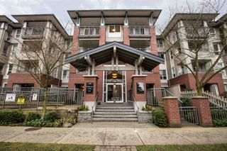 "Main Photo: 483 9100 FERNDALE Road in Richmond: McLennan North Condo for sale in ""KENSINGTON COURT"" : MLS®# R2339232"