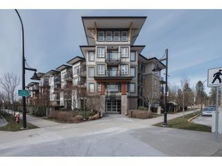 "Main Photo: 213 12075 EDGE Street in Maple Ridge: East Central Condo for sale in ""EDGE ON EDGE"" : MLS®# R2339454"