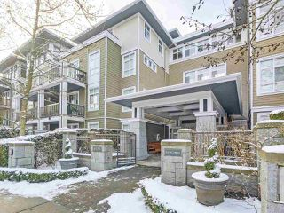 "Photo 1: 220 6279 EAGLES Drive in Vancouver: University VW Condo for sale in ""REFLECTIONS"" (Vancouver West)  : MLS®# R2340550"